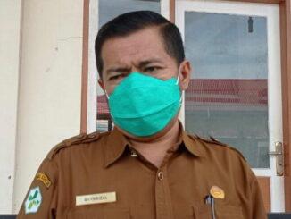 dr.Bakhrizal Kadis Kesehatan Payakumbuh.