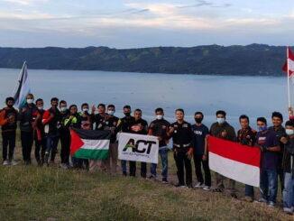 Bikers Asosiasi Honda Sumatera Barat.