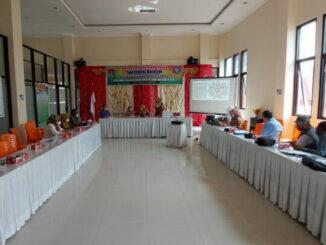 Pembinaan pengurus FKS Kota Bukittinggi