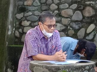 Ketua Umum PKM Sumbar Shofwan Karim