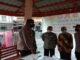 Kombes Pol Joni Aprizal berbicang dengan Camat Lima Kaum KaPolsek dan wali nagari