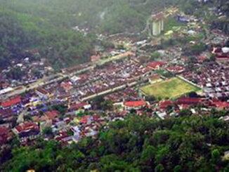 Kota Sawahlunto.
