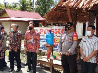 Kunjungan Kepala Balai Pemerintahan Desa Regional Sumatera Direktorat Jendral Bina Pemerintahan Desa Kemendagri RI ke Mentawai.