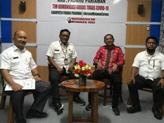 Kunjungan silaturahmi Bagian Protokoler dan Komunikasi Pimpinan Pemkab Kapahiang Provinsi Bengkulu.