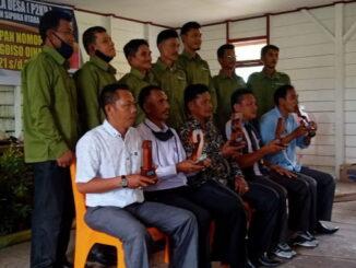 Penetapan Calon Kepala Desa Goiso'oinan Kecamatan Sipora Utara Kabupaten Kepulauan Mentawai.
