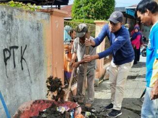 Pengolahan sampah di Situjuh Batua.