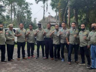 Pengurus IKWAL Jakarta dan sekitarnya.