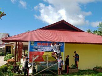 SMA Negeri 01 Sipora kecamatan Sipora Selatan Desa Sioban Kabupaten Kepulauan Mentawai..