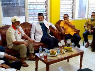 Silaturrahmi PKS dan Partai Golkar Tanah Datar.