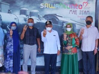 Wakil Walikota, Sekdako bersama Kapok Sahli Pangdam I/Bukit Barisan.
