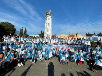 Bintang Sport Comunity (BSC) sukses menggelar Family Gathering di Kota Bukittinggi.