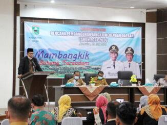 Musrenbang RPJMD Kab. Solok 2021 - 2026.