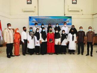 Setdako Sawahlunto, Dr.dr. Ambun Kadri, MKM melantik 13 Orang P3K.