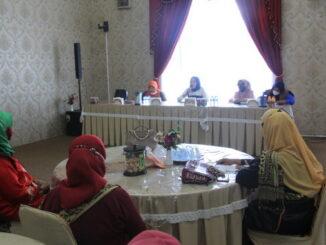 Silaturrahmi Bundo Kanduang dengan Ketua TP PKK dan Ketua GOW Kab. Solok.