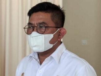 Yosefriawan, Plt Kepala Dinas Kesehatan Kabupaten Agam.