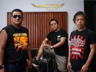 Angga Maharya, Herman Husin, Iram U'Camp, para personal grup musik Maharya.