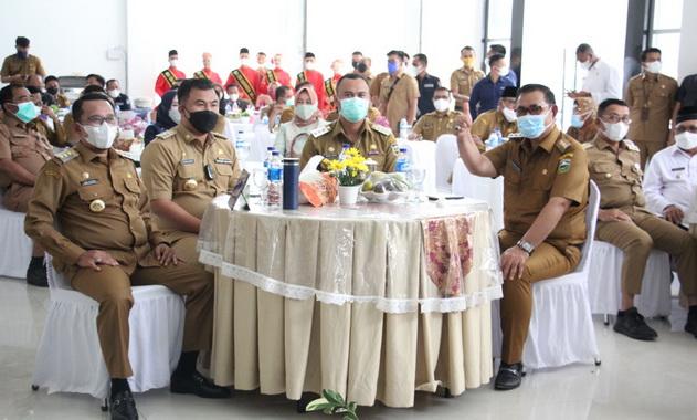 Forum Silaturrahmi Bupati dan Walikota se Sumbar.