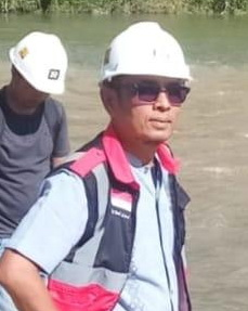 Ir Rony Arsal, Project Manager PT Putra Kencana.