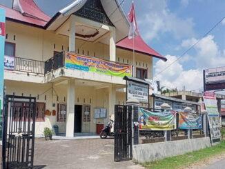 Kantor Walinagari Sungai Antuan.