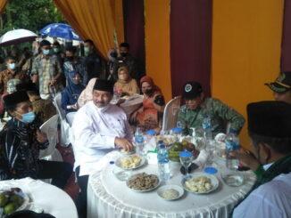 Kunjungan Menteri Desa PDTT saat mengunjungi Pasaman.