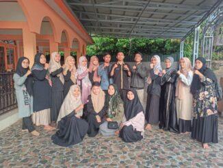 Panitia kegiatan IPSA Batusangkar.