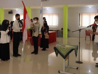 Pelantikan Forums OSIS Kota Payakumbuh.