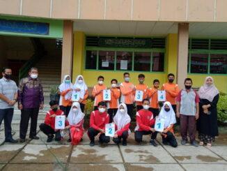 Pemilihan Ketua OSIM PSA Sulit Air.