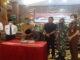 Ketua DPRD Pessel, Emizen, S.Pd menandatangani Persetujuan bersama Ranperda RMJMD Kabupaten Pesisir Selatan tahun 2021-2026.