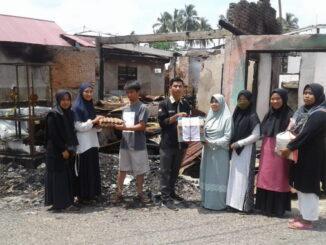 Penyerahan bantuan IPPSA Batusangkar.