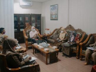 Rapat kerja Bunda PAUD Kota Swahlunto.