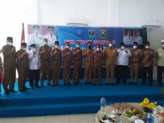 Wakil Walikota Sawahlunto, menghadiri Forum Silaturahmi dan Persaudaraan Bupati dan Walikota Se-Sumbar.