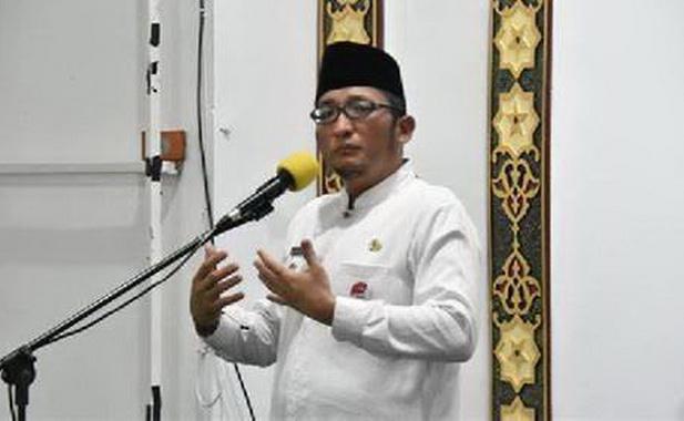 Walikota Padang, Hendri Septa.