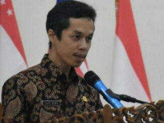 Alvisena, ST, MT, Kadis Perkim-LH Kota Padang Panjang.