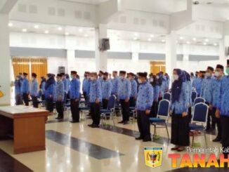 Bupati Eka Putra PNS Sebagai Penjabat Adminisrator,Pengawas Dan Kepala UPT Puskesmas