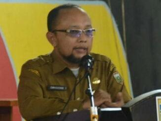 Ewasoska, Kepala Dinas PM-PTSP Kota Padang Panjang.