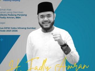 Fadly Amran.