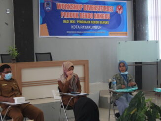 Pelatihan yang dilaksanakan Pemko Pyalumnbuh.
