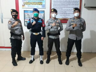 Tim Satres Narkoba Polres Kota Padang.