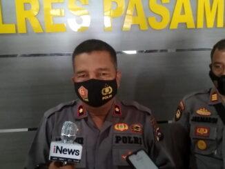 Wakapolres Pasaman Agustober, SH.