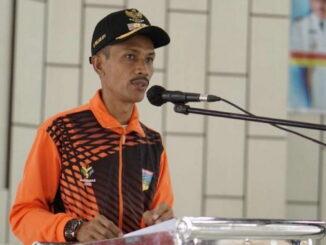 Wakil Bupati Solok Selatan Yulian Efi.