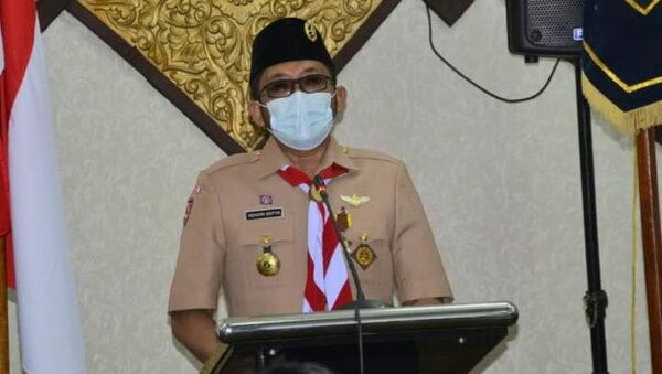 Walikota Padang Hendri Septa.