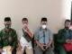 Ketua BPRN Guguk Malalo beserta anggota saat mengangtarkan surat Ke kantor Bupati di Pagaruyung.