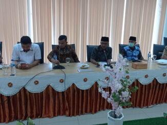 Badan Kehormatan (BK) DPRD Kabupaten Sijunjung.