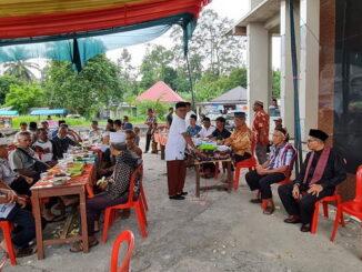 Maulid Nabi Muhammat SAW di Sungai Pasak, Pariaman.