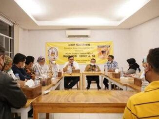 Silaturrahmi Wabup Richi Aprian dengan pengurus DPP IKRAR.