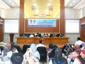 Sosialisasi Sistem Pengendalian Intern Pemerintah (SPIP) Terintegrasi di Lingkungan Pemerintah Kota Bukittinggi.