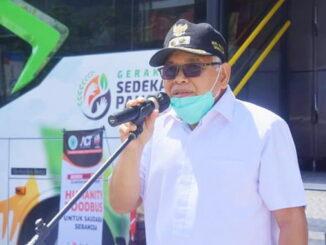 Wakil Walikota Sawahlunto, H. Zohirin Sayuti, SE,